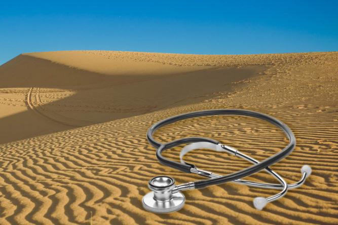 Le gouvernement veut lutter contre les déserts médicaux - AGIPI
