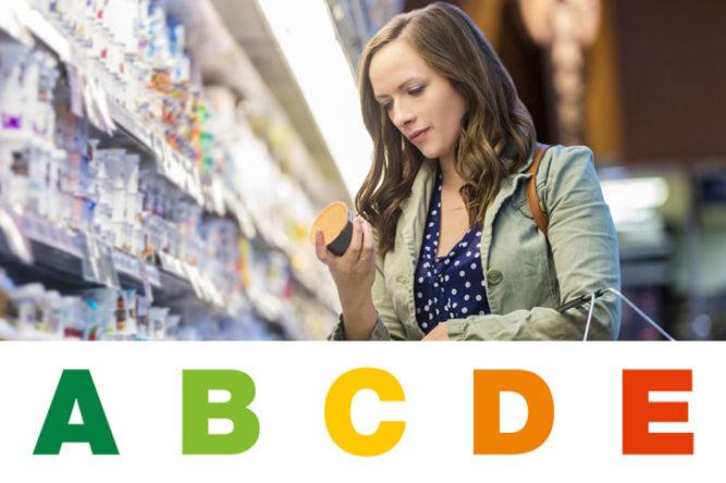 Nutri-Score : Cinq couleurs pour mieux choisir ses aliments - AGIPI