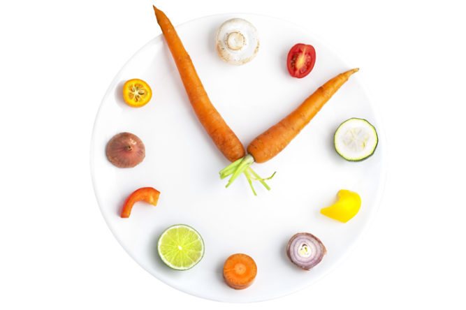 La chrono-nutrition : que manger à quelle heure - AGIPI
