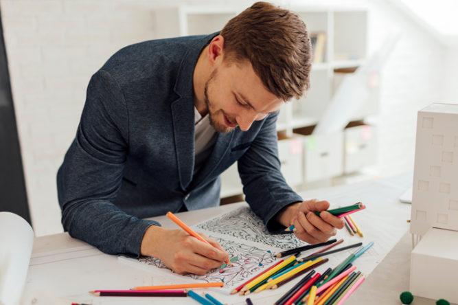 Le coloriage pour adultes : une arme antistress - AGIPI
