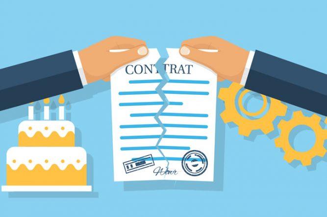 résiliation de l'assurance emprunteur