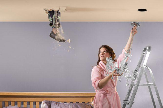 Accidents domestiques : la majorité des parents ne montrent pas le bon exemple en présence de leurs enfants.