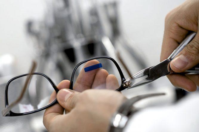 """Plusieurs informations sur les lunettes """"sans frais"""""""